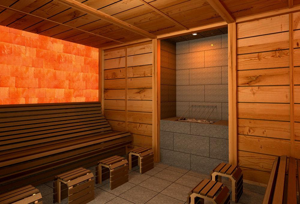 Himalaj druskos plytel s - Tipos de saunas ...
